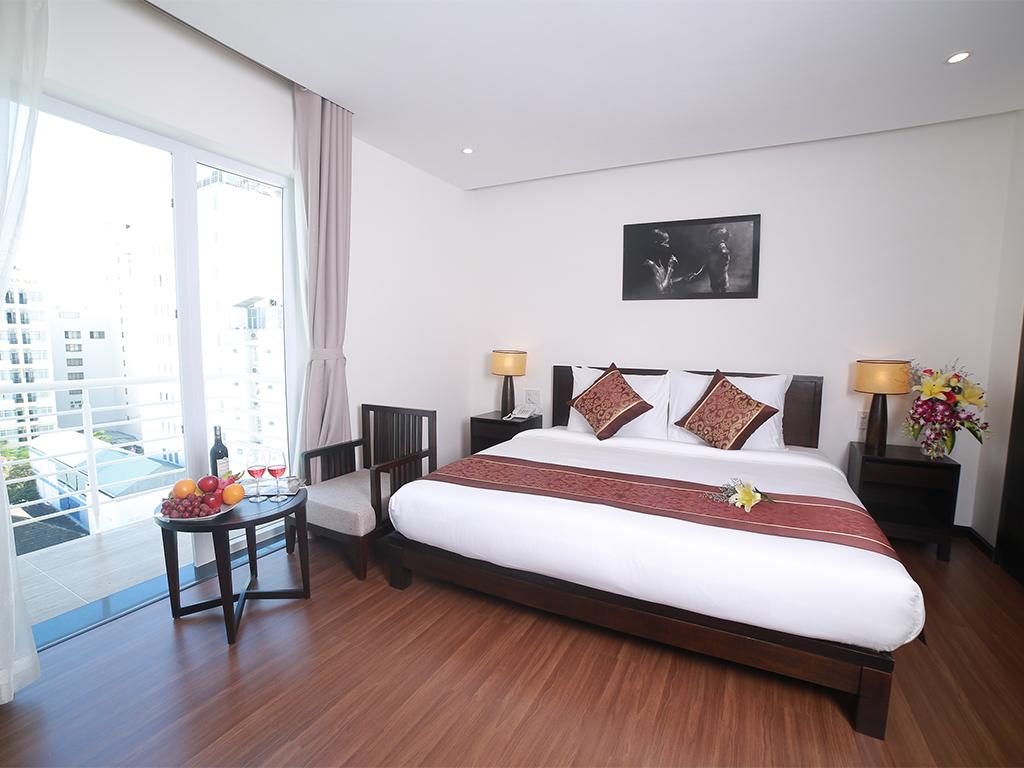 Khách sạn Edele Hotel