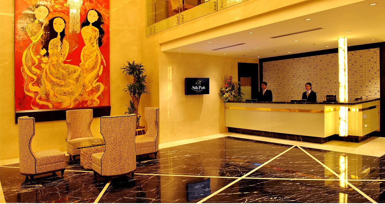 Đặt phòng Khách sạn Silk Path