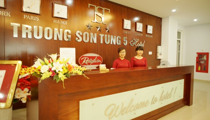 Khách sạn Trường Sơn Tùng 5