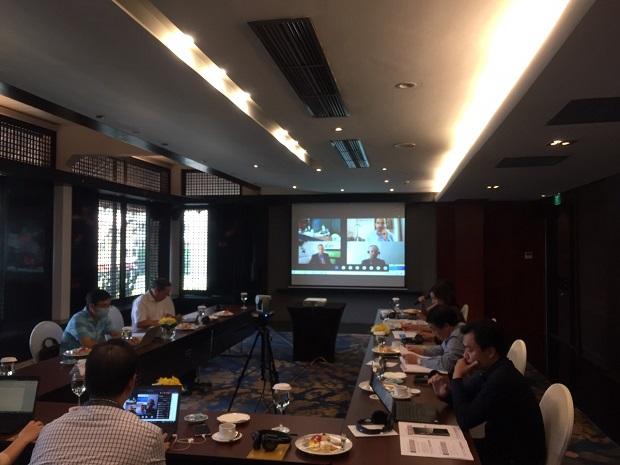 Hội thảo báo cáo Tổ công tác, Trình bày các khuyến nghị chính sách chuyển dịch năng lượng cho Việt Nam