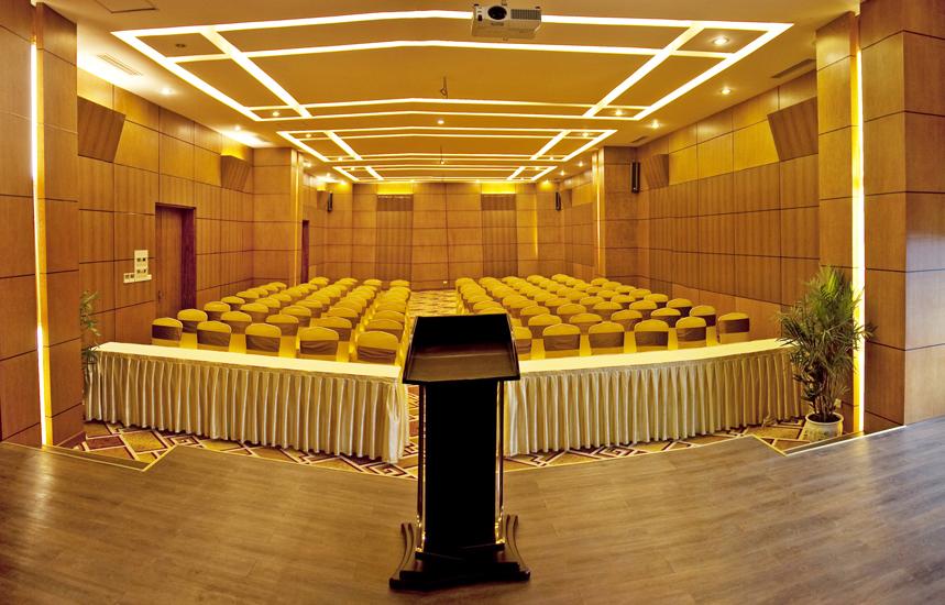 Tổ chức  hội thảo tại khách sạn Mường Thanh Grand  Hạ Long