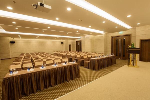Tổ chức  hội thảo tại khách sạn Minh Toàn Galaxy