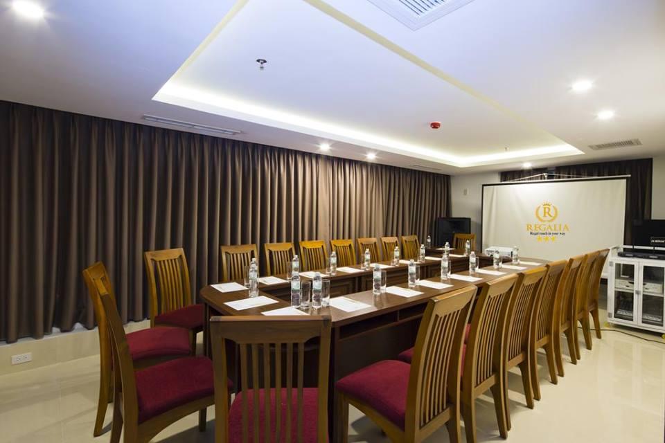 Hội thảo tại khách sạn Regalia Nha Trang