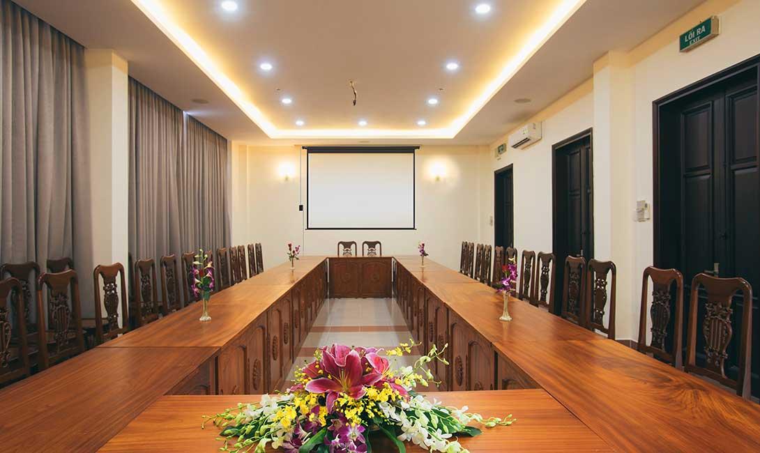 Tổ chức hội thảo  tại nhà khách T78 Hồ Chí Minh