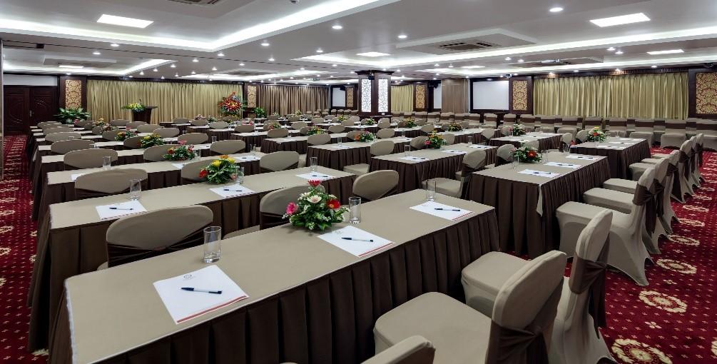 Tổ chức  hội thảo tại khách sạn Bắc Ninh Center