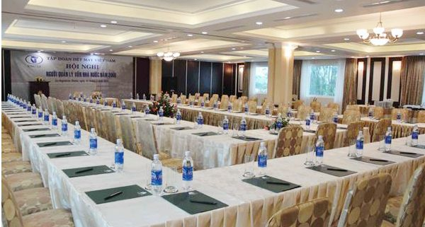 Hội thảo tại khách sạn La Sapinette Hotel Dalat