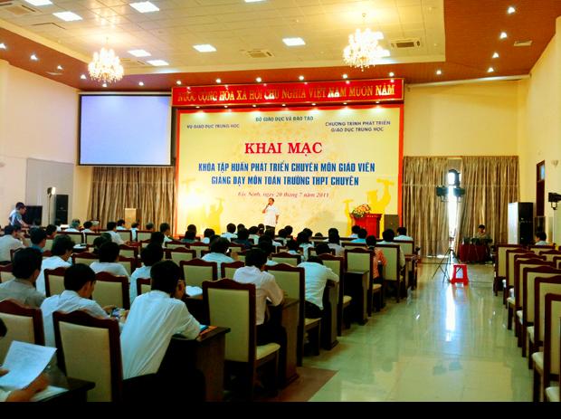 Hội thảo tại Phú Sơn Resort