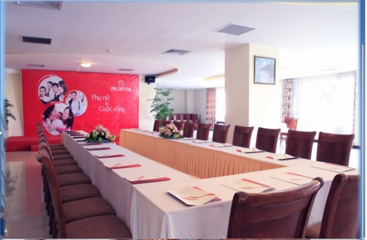 Hội thảo tại khách sạn River Prince