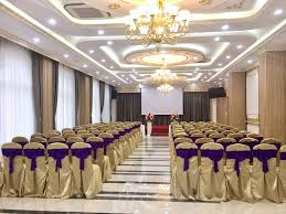 Tổ chức hội thảo tại Khách sạn Royal Huy vĩnh Phúc