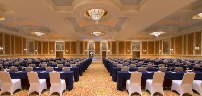 Tổ chức hội thảo tại khách sạn sheraton Sài Gòn