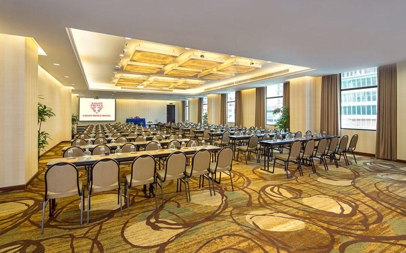 Tổ chức hội thảo tại khách sạn Duxton