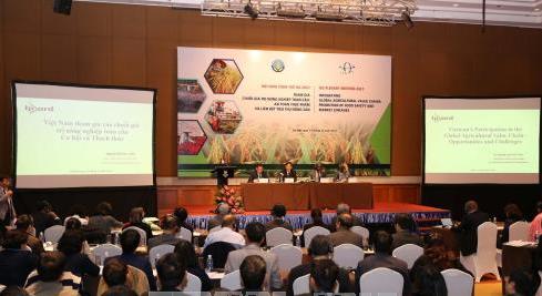 Hội nghị toàn thể ISG 2017