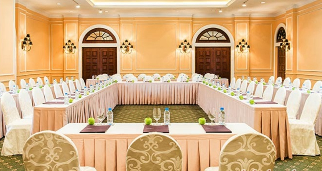 Tổ chức hội thảo tại Khách sạn Avani Hải Phòng Harbor View