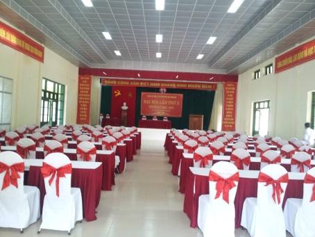 Tổ chức hội thảo tại Ba Vì Resort