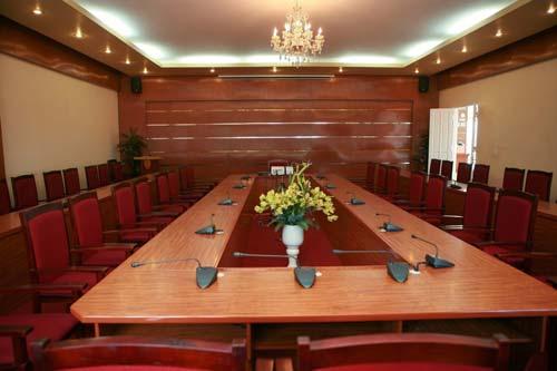 Tổ chức hội thảo tại Đảo Ngọc Xanh Resort