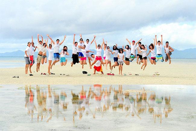 Du lịch Teambuilding- Xu hướng mới của Tổ chức hội họp