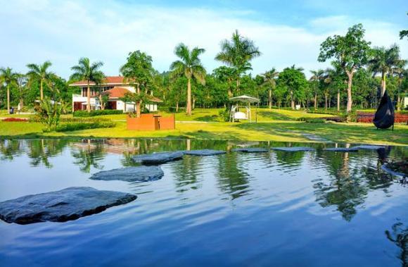 Khám phá Resort xung quanh Hà Nội