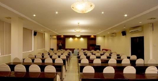 Tổ chức hội thảo tại khách sạn Hải Âu