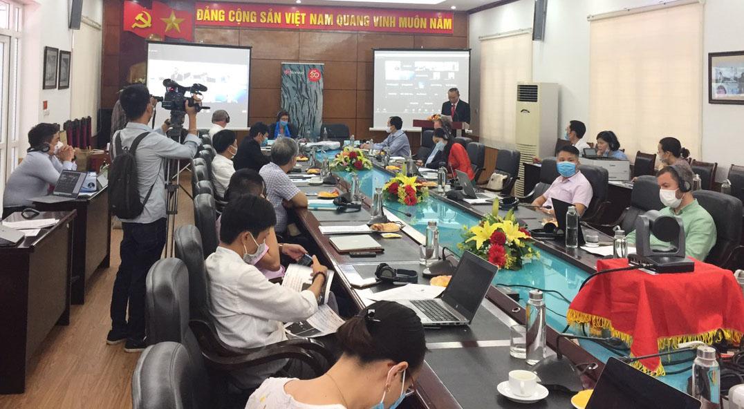 Hội thảo trực tuyến - Na Uy giúp Việt Nam phát triển ngành nuôi biển quy mô công nghiệp