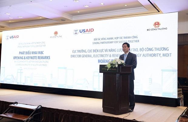 Tổng kết chương trình năng lượng phát thải thấp Việt Nam - USAID
