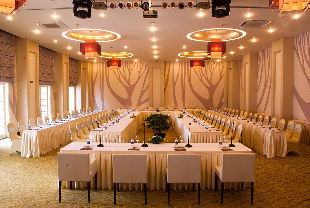 Hội thảo tại khách sạn Ngọc Lan Đà Lạt