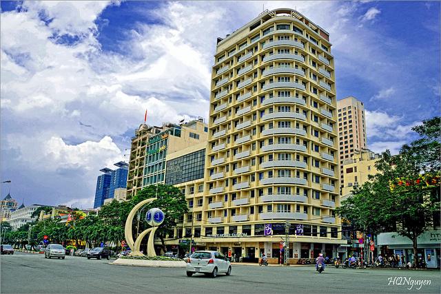 Hội thảo tại Khách sạn Sài Gòn Palace