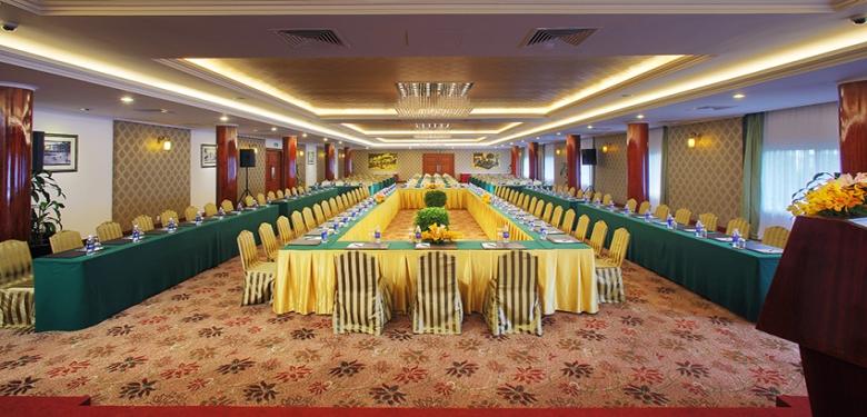 Tổ chức hội thảo tại khách sạn Rex
