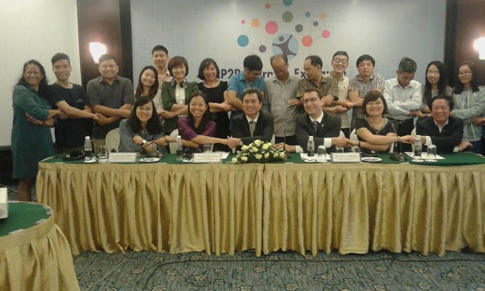 Hội thảo chia sẻ Phòng chống thiên tai và thích ứng biến đổi khí hậu tại Việt Nam