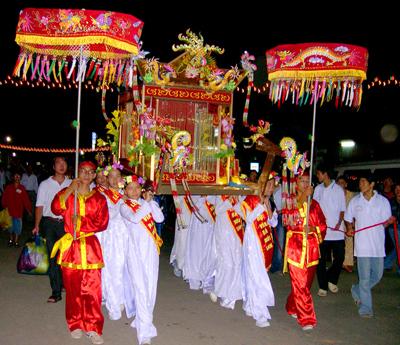 Lễ hội Bà Chúa Xứ