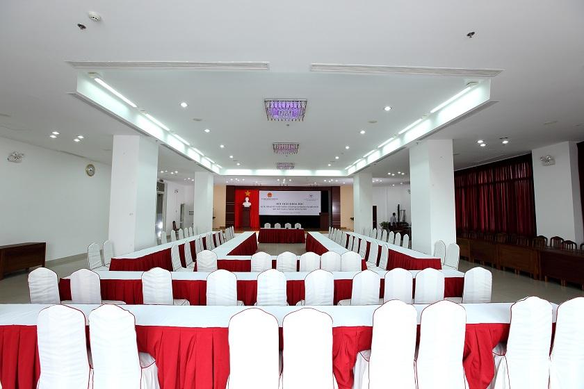 Tổ chức hội thảo tại Nhà Khách Văn Phòng Quốc Hội