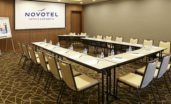 Tổ chức hội thảo tại Novotel Phú Quốc