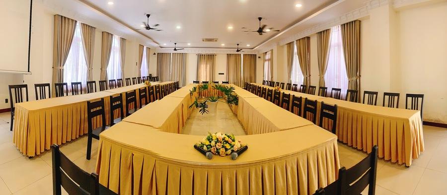 Tổ chức hội thảo tại Boulevard Resort