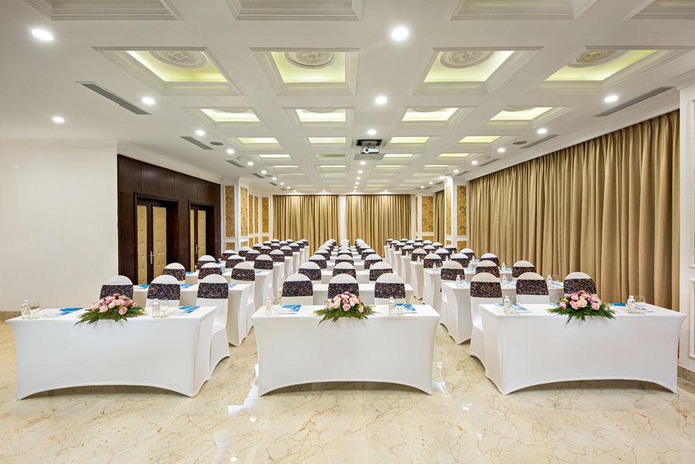 Tổ chức  hội thảo tại khách sạn Eden
