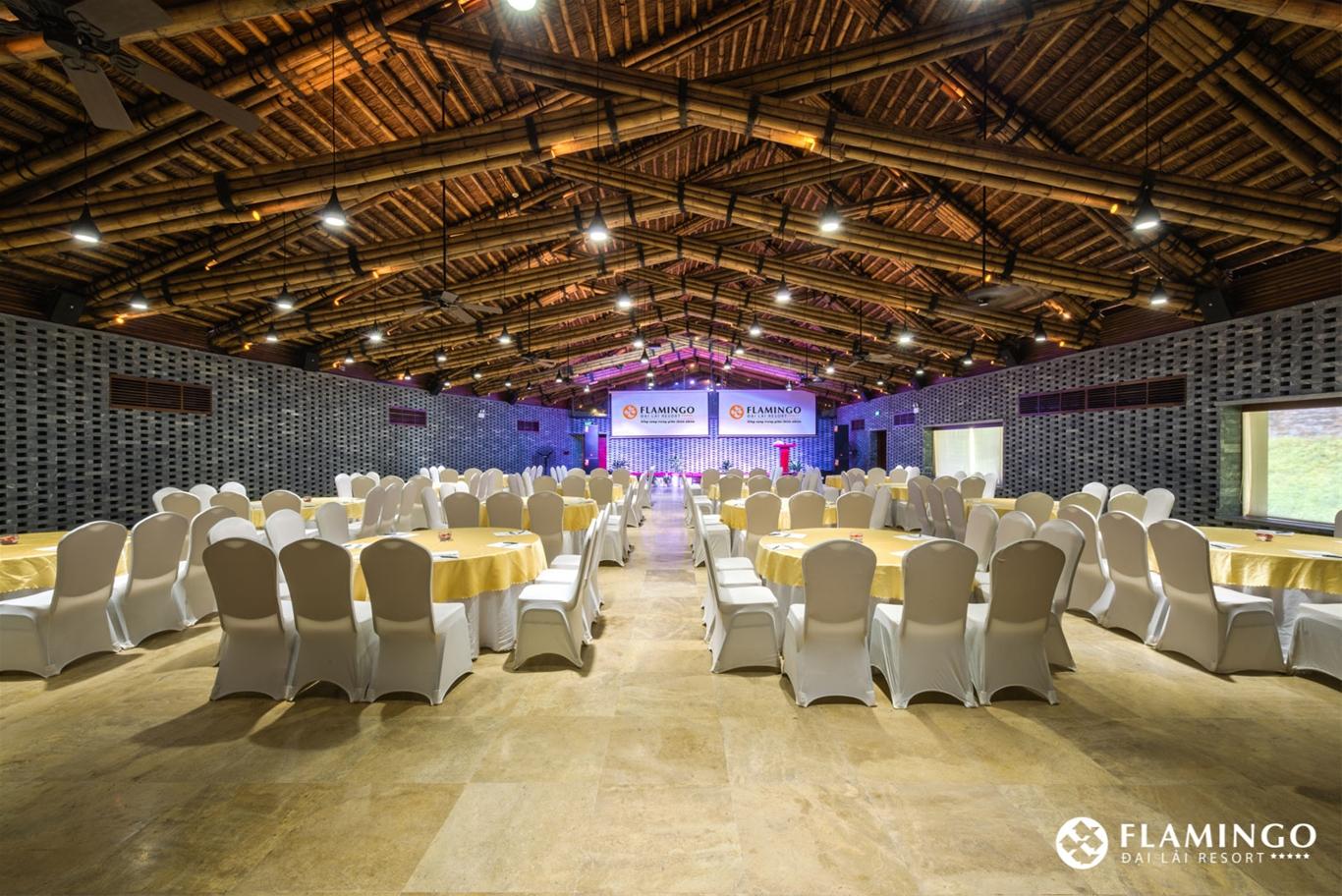 Hội thảo tại Flamingo Đại Lải