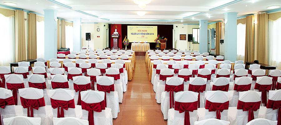 Hội thảo tại Khách sạn Hải Âu Hải Phòng