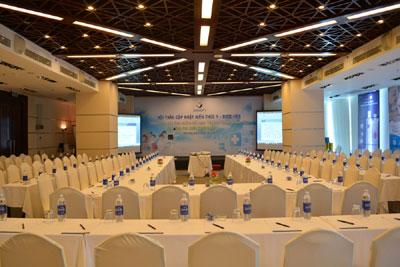 Hội thảo tại khách sạn Novotel Nha Trang