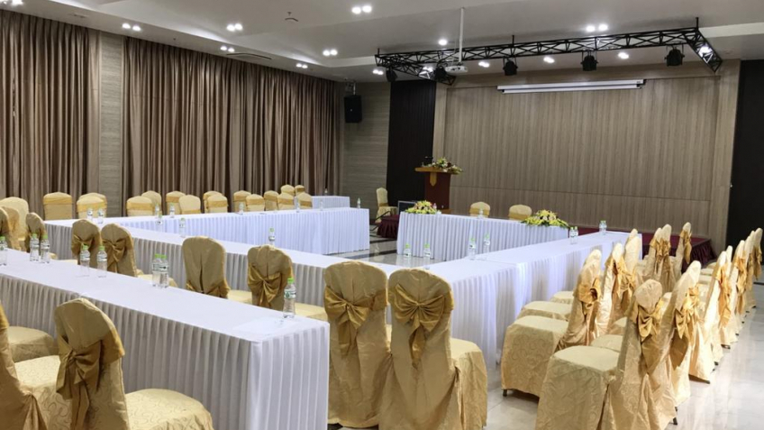 Tổ chức hội thảo tại Khách sạn Royal Huy Tam Đảo