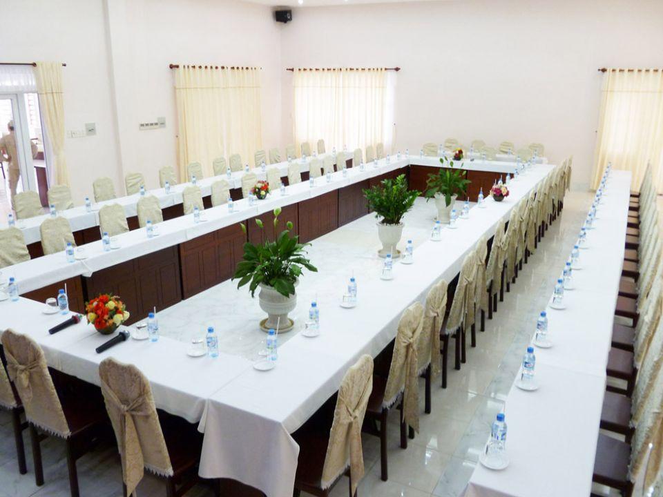 Hội thảo tại nhà khách Tây Nam