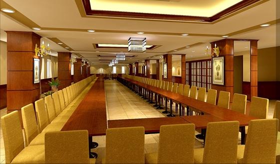 Tổ chức hội thảo tại khách sạn Hoa Đào
