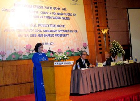 Hội thảo Đối thoại chính sách Quốc gia