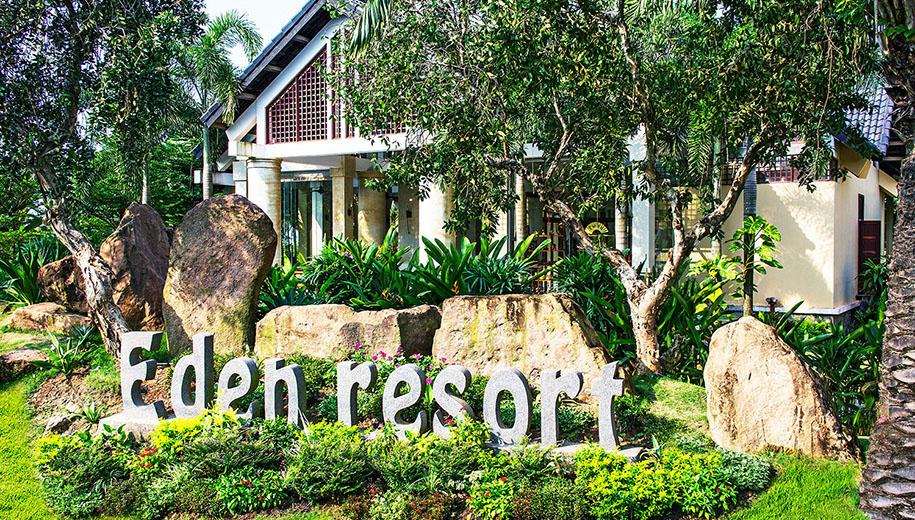 Tổ chức hội thảo tại Eden Resort Phú Quốc