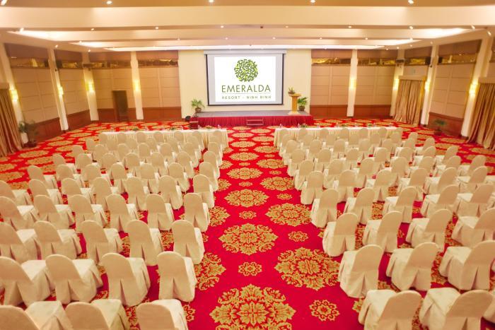 Hội thảo tại Emeralda Ninh Bình Resort