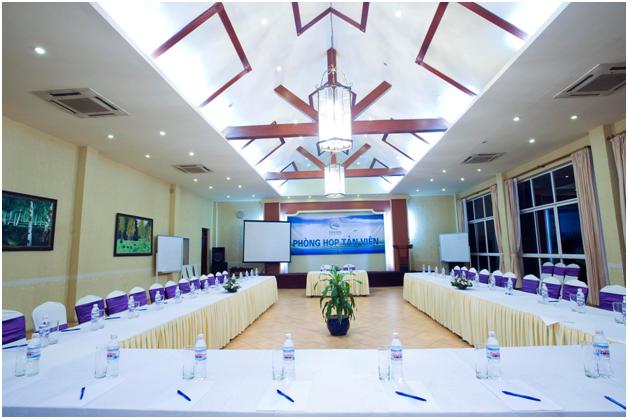 Hội thảo tại Tản Đà Resort