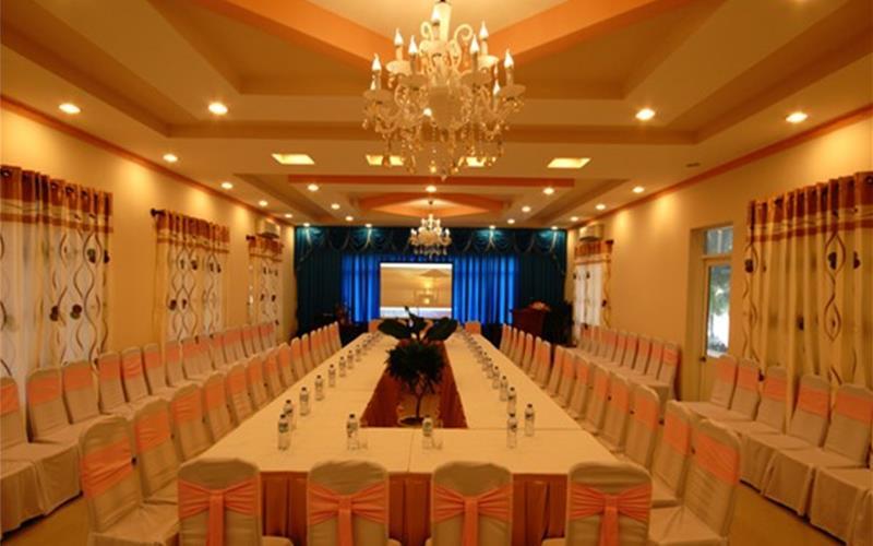 Tổ chức hội thảo tại khách sạn Thiên Thanh Resort