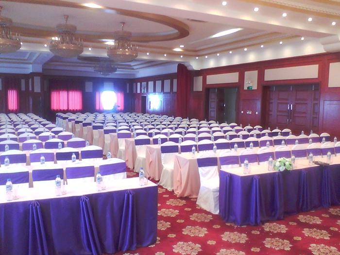 Hội thảo tại khách sạn Trường Thành
