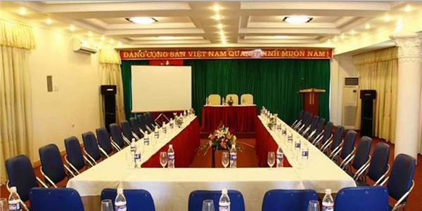 Tổ chức hội thảo tại khách sạn Công Đoàn Hạ Long