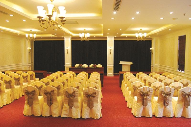 Tổ chức hội thảo tại khách sạn Hạ Long Bay