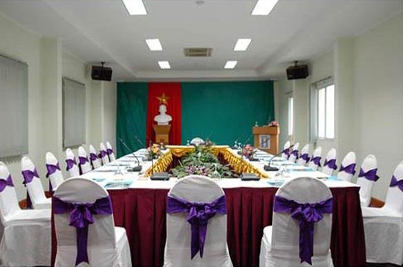 Tổ chức hội thảo tại khách sạn Herritage HaLong