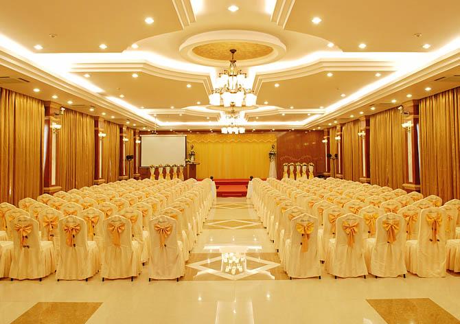 Hội thảo tại khách sạn Bamboo Green