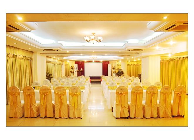 Hội thảo tại khách sạn Bamboo Green Central
